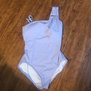 Calvin Klein lavender swim